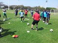 Charlton Athletic Coaching Clinic